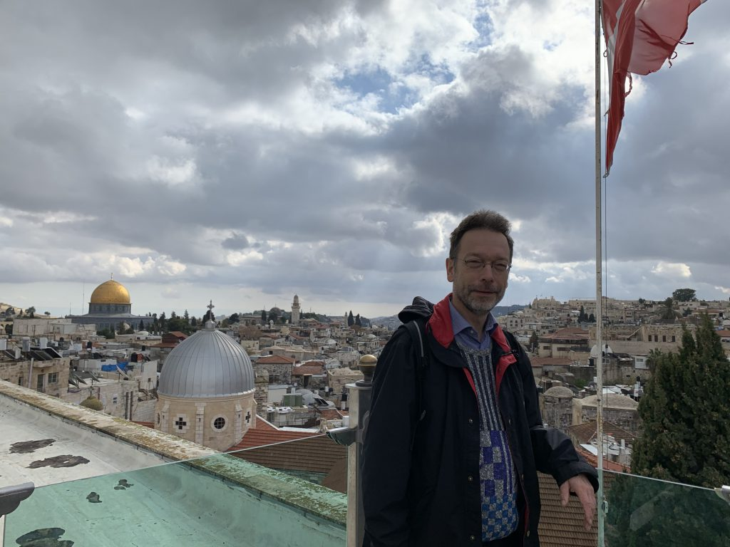 Jerusalem Altstadt, Jahreswende 2019/2920